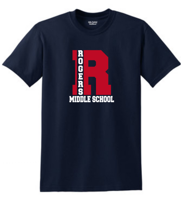 Rogers Middle School-6th Grade Tee