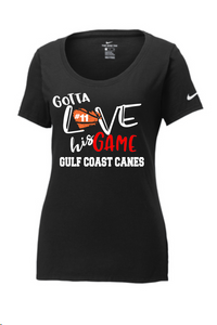 Gulf Coast Canes -Gotta Love his Game