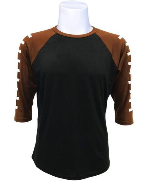 Adult Football Sleeve Raglan