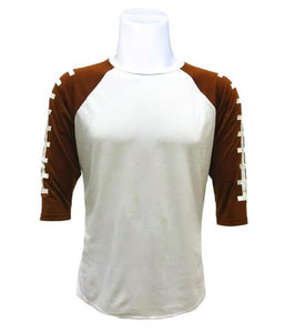 Youth Football Sleeve Raglan