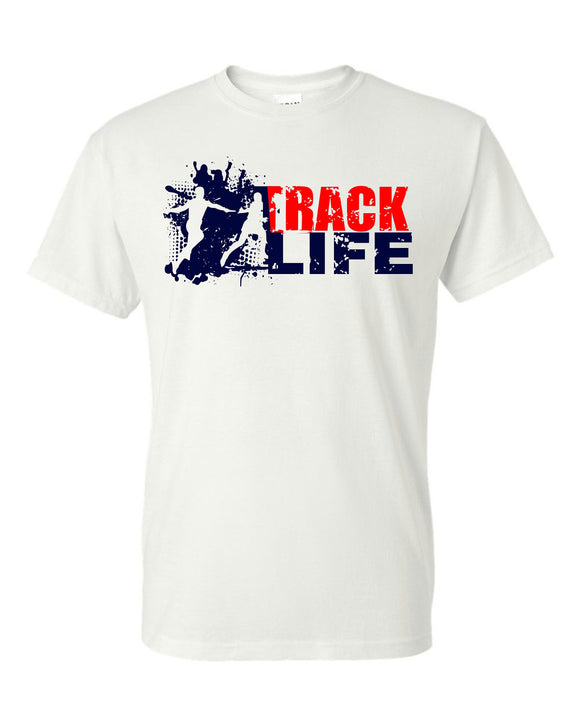 Track Life -Custom Colors Available