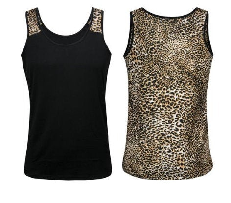 Cheetah Tanktop, Cheetah Shirt, Animal Print Tank Top