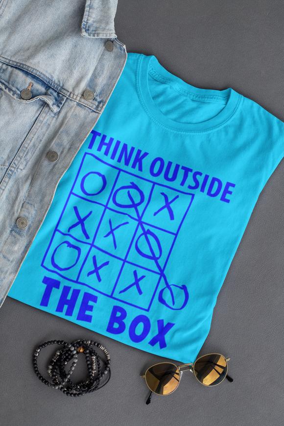 Graphic Tee- Think Outside the Box