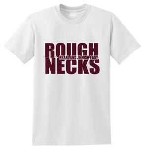 PJHE Rough Necks-White