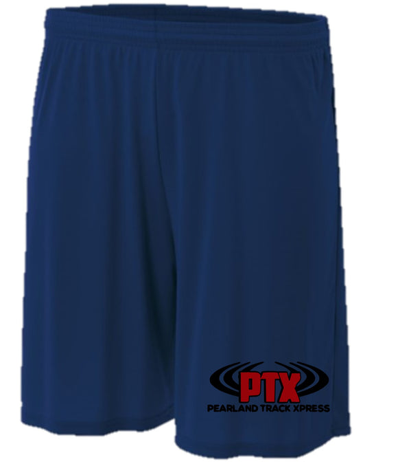 Mesh Athletic Moisture Wicking Shorts