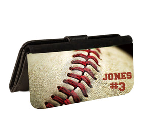 Personalized Sports Themed Wallet