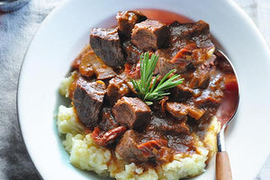 "<span class=""orange"">*NEW*</span> Aribba Coca Braised Beef (DF 