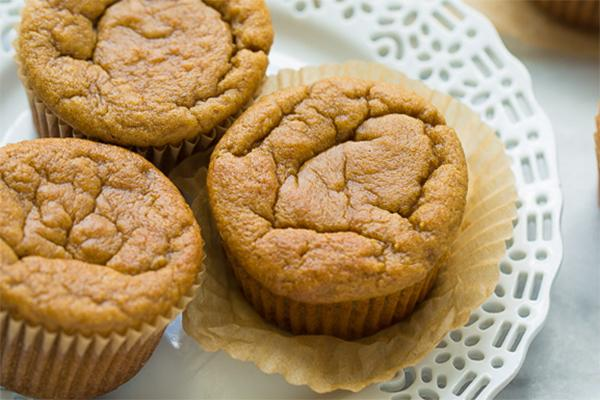 Banana Breakfast Muffin