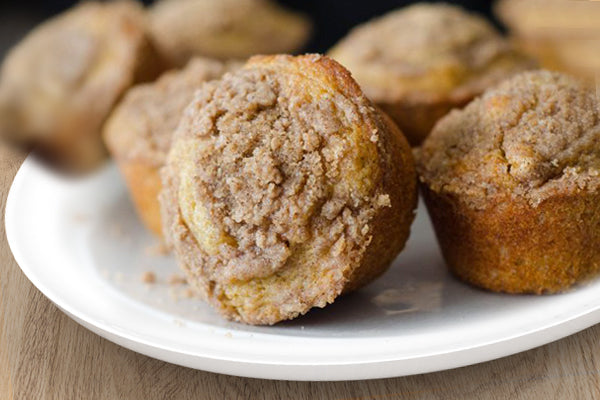 Muffin – Coffee Cake (3 per order)
