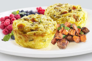 Turkey Bacon Frittata (GF | K | P)