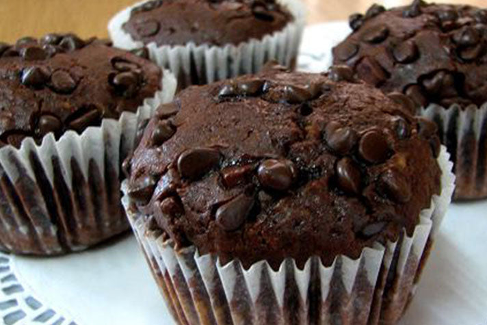 Muffin – Chocolate (3 per order)
