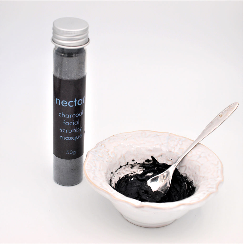 Scrubby Charcoal Masque