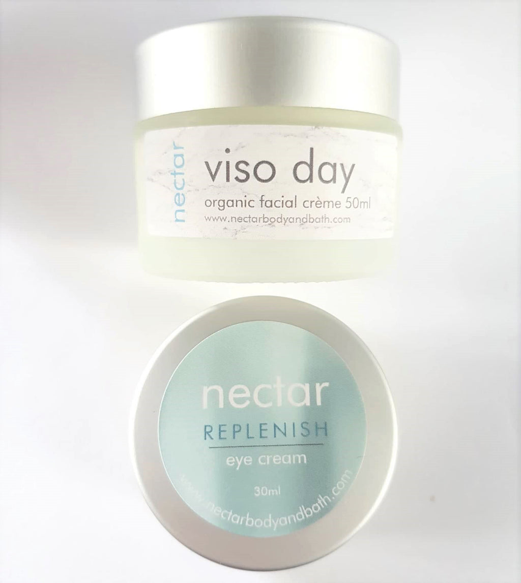 VISO DAY 50g/Replenish Eye Cream 30g Combo