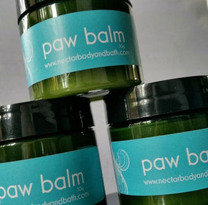 Natural Paw Balm with Manuka Essential Oil