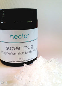 Super Mag Body Scrub 250g
