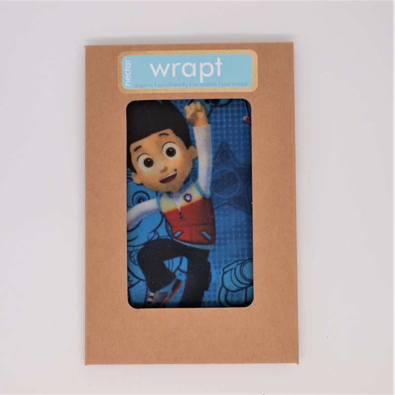 INDIVIDUAL Beeswax Wrap KIDS COLLECTION