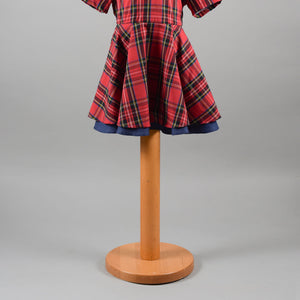 Noelle Handmade Traditional Tartan Dress