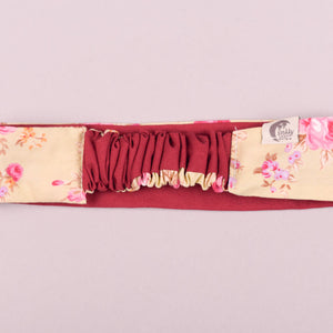 Mint Floral Nell Hair Band