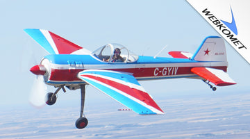 Yak 55M Aerobatics and Formation