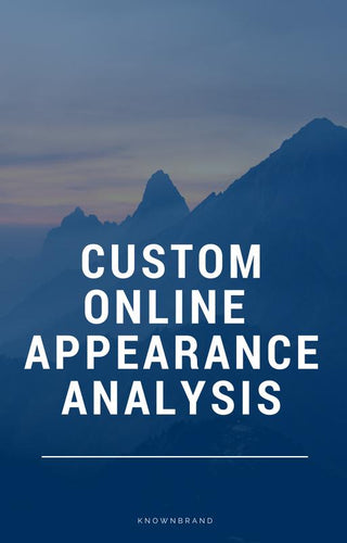 Custom Online Visibility Analysis