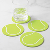 Tennis Ball Coasters