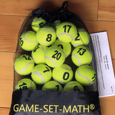Game, Set, Math Teaching Tool