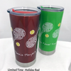 Thermal Tennis Tumbler