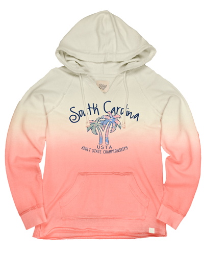 Carolina Palms Ombre Sweatshirt
