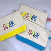 Love Tennis Cosmetic Pouch