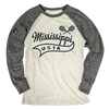 USTA Mississippi Tennis Baseball Shirt