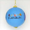 2019 Pickleball Christmas Ornaments