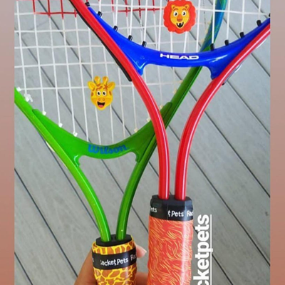 Racket Pets - Grip & Dampener Set