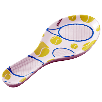 Tennis Spoon Rest