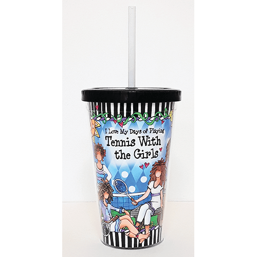 Tennis Cool Cups