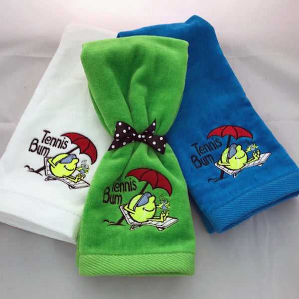 Tennis Bum Tennis Towel