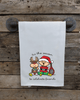 Tennis Holiday Kitchen Towel