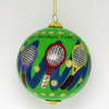 2019 Tennis Christmas Ornament