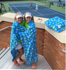 Tennis Blanket and Pillow