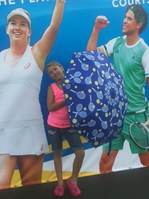 Tennis Umbrella