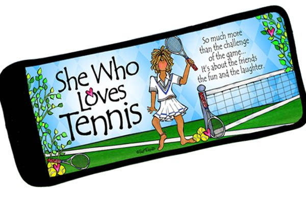 Suzy Toronto's Tennis Can Wrap