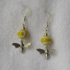 Bee the Ball Earrings