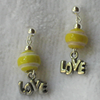 Lil' Love Tennis Earrings