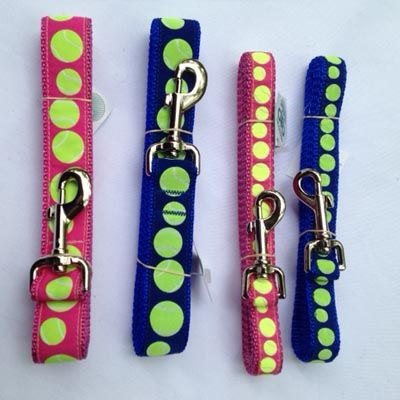 Tennis Dog Leash