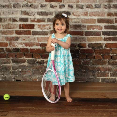 Girl's Tennis Pool Sundress