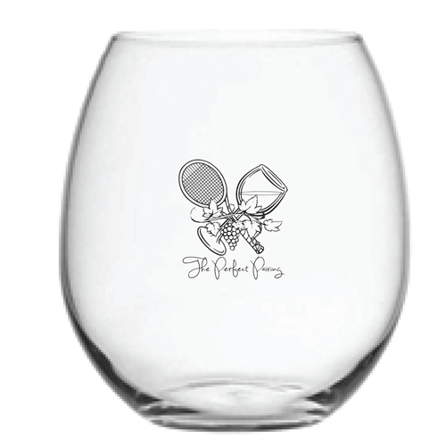 Perfect Pairing Stemless Wineglass Set of 4