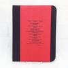Tennis Captain's Padfolio
