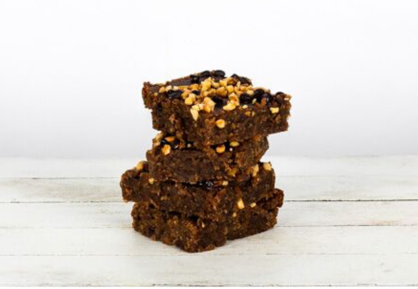 Salted Peanut Butter Chocolate Chip Blondies, 4-Pack