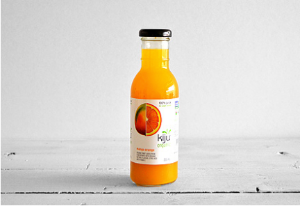 Orange Mango Juice, 355 ml