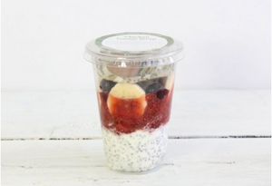 Organic Berry Parfait Breakfast, cup