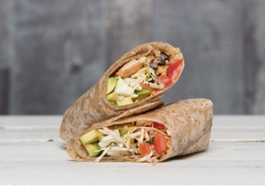 Organic Chicken Fresco Wrap